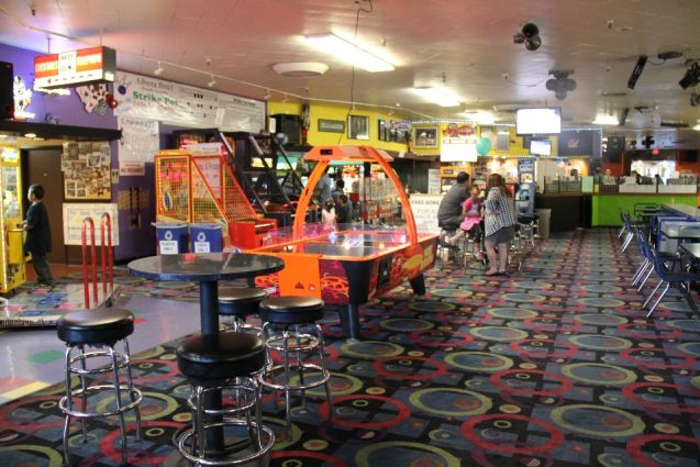 This East Bay Bowling Alley Is A Fun Place For Families Group Gathering Or Kids Birthday Party Theres Lot Going On Under One Roof