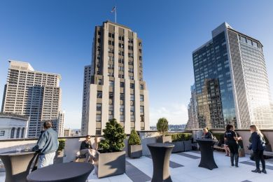 Financial District: Kearny Street Public Rooftop Space