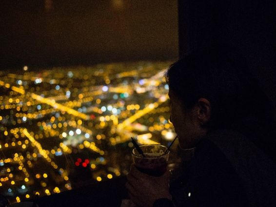 The Signature Lounge On The 96th Floor Chicago S Quot Other
